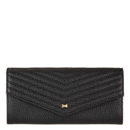 Tonya Quilted Envelope Wallet