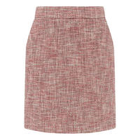 Rajla Tweed Pencil Skirt