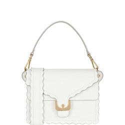 Ambrine Scallop Shoulder Bag