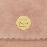Liya Suede Shoulder Bag