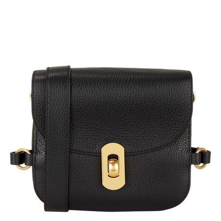 Zaniah Saddle Crossbody Bag