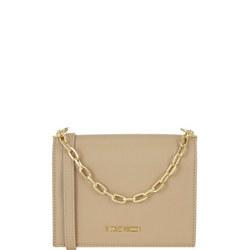 Chain Flap Crossbody Bag