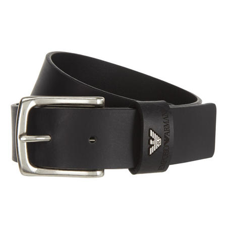 Plain Buckle Belt