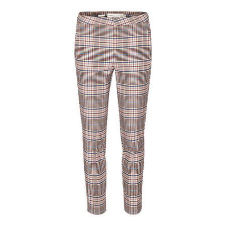 Adalia Check Trousers
