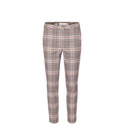 Adalia Check Trousers