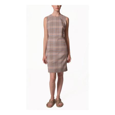 Adalia Check Dress