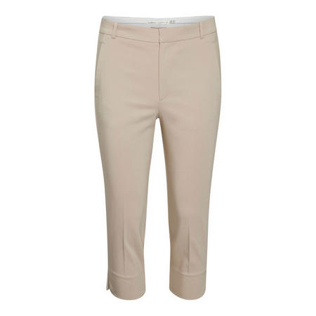 Zella High Waist Cropped Trousers