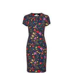 Abril Floral Dress
