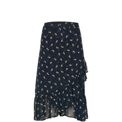 Ziri Floral Skirt