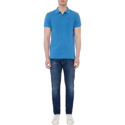 Garment Dyed Polo Shirt