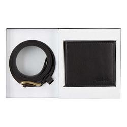 Belt & Wallet Gift Set