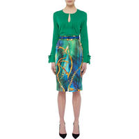 Chain Pattern Skirt