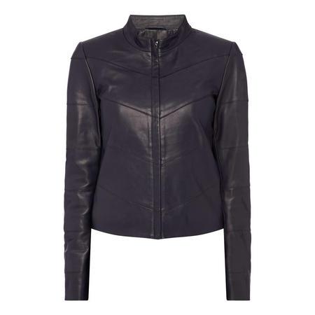 Gameon Leather Jacket