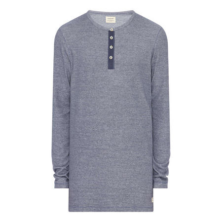 Giovanni Grandad Style Long Sleeve Shirt