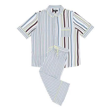 Striped Pyjama Set