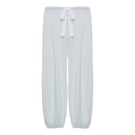Heather Cropped Pyjama Pants