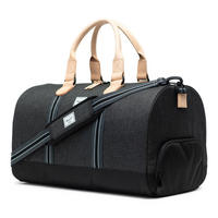 Novel Offset Weekend Bag