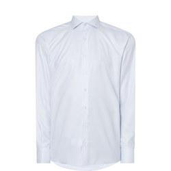 Houndstooth Modern Fit Formal Shirt