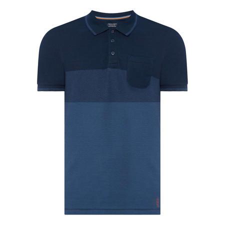 Thomas Ombre Polo Shirt