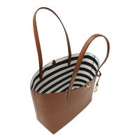 Striped Merrimack Large Tote