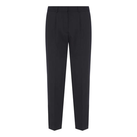 Solid Cigarette Trousers