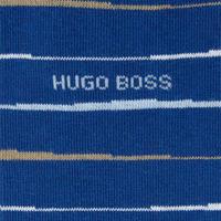 Two-Pack Multi Stripe Socks