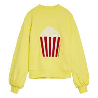 Popcorn Sweat Top