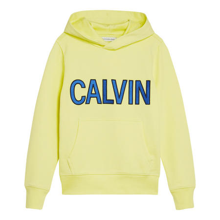 Calvin Logo Hoody