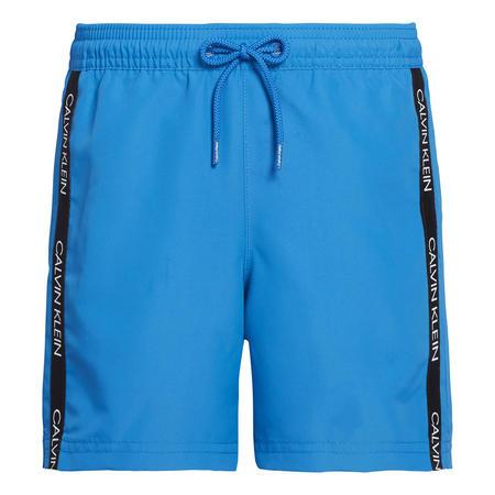 Boys Logo Tape Swim Shorts