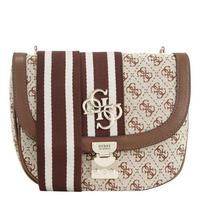 Vintage Flap Crossbody Bag