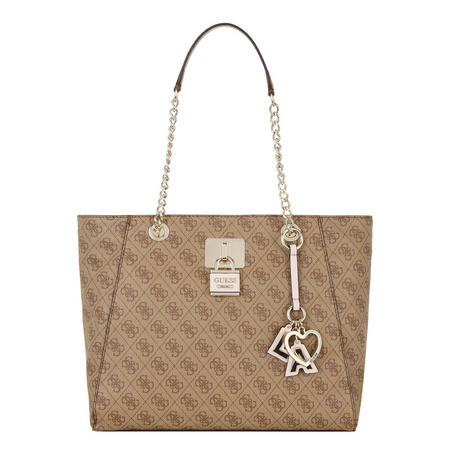 Downtown Double Zip Tote