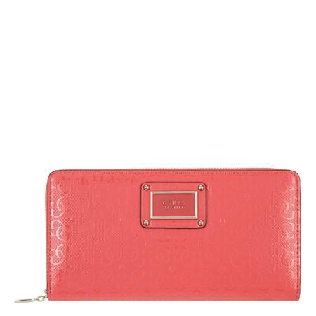 Shannon Zip-Around Wallet