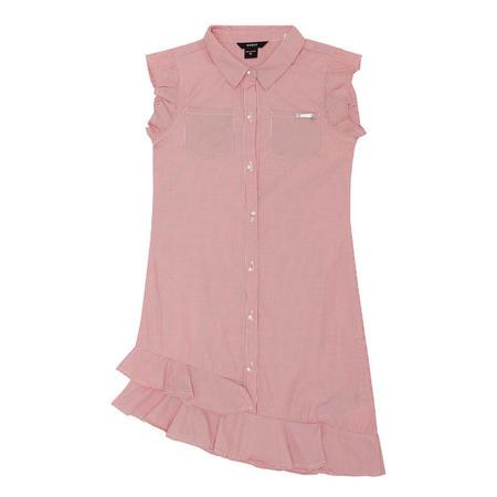 Pinstripe Dress