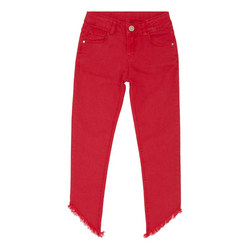Frayed Cut Jeans