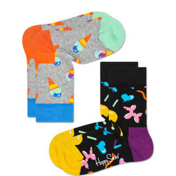 Kids Two-Pack Ice Cream Socks
