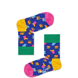 Kids Fries Socks