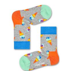 Babies Ice Cream Socks