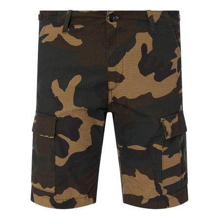 Camouflage Cargo Shorts