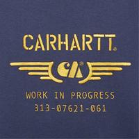 Wings Crew Neck T-Shirt