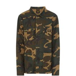 Camouflage Michigan Shirt