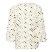 Paulina Dot Blouse