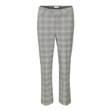 Oliva Check Trousers