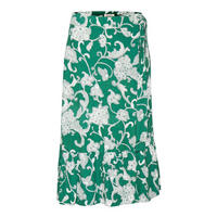 Priscella Printed Skirt