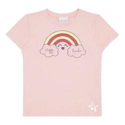 Rainbow Print T-Shirt