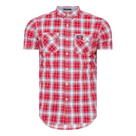 Washbasket Checked Shirt