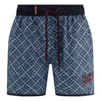 Echo Racer Swim Shorts