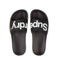 Oversized Logo Pool Sliders