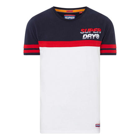 Appliqué Cut & Sew T-Shirt