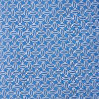Bean Print Silk Tie