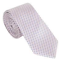 Squaredot Silk Tie